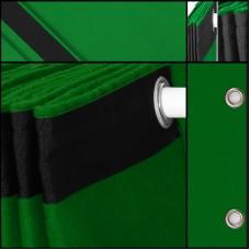 Backdrop Greenbox geöst Dekomolton