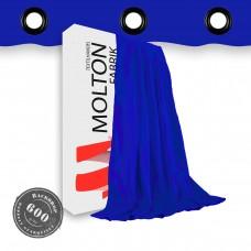 Vorhang Bluescreen geöst - 600gr./qm