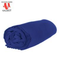 Dekomolton 10m Ballen blau, B1 300 cm breit