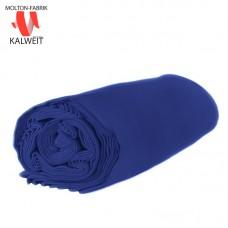 Dekomolton 30m Ballen blau, B1 300 cm breit