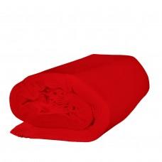 Dekomolton 60m Ballen rot, B1 300 cm breit