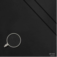 Dekomolton schwarz, B1, Meterware, 130 cm breit