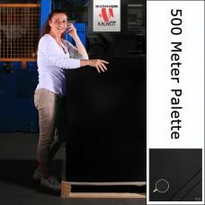 Dekomolton 500m Palette schwarz, B1, 300 cm breit