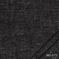 Sisal fabric black