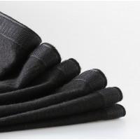 Podestverkleidung konfektioniert nach Maß - Farbe schwarz