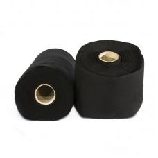 Podestverkleidung geschnitten schwarz