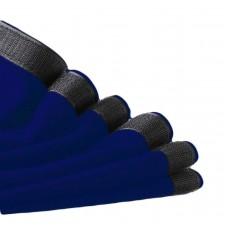 Podestverkleidung konfektioniert nach Maß - Farbe blau