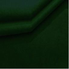 Dekomolton Meterware dunkelgrün