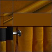 Samt Backdrop Farbe Gold geöst