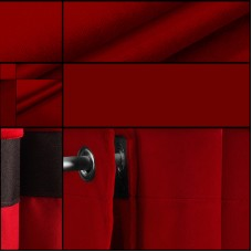 Samt Backdrop Farbe Rot geöst