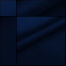 Samt dunkelblau Constantin Meterware